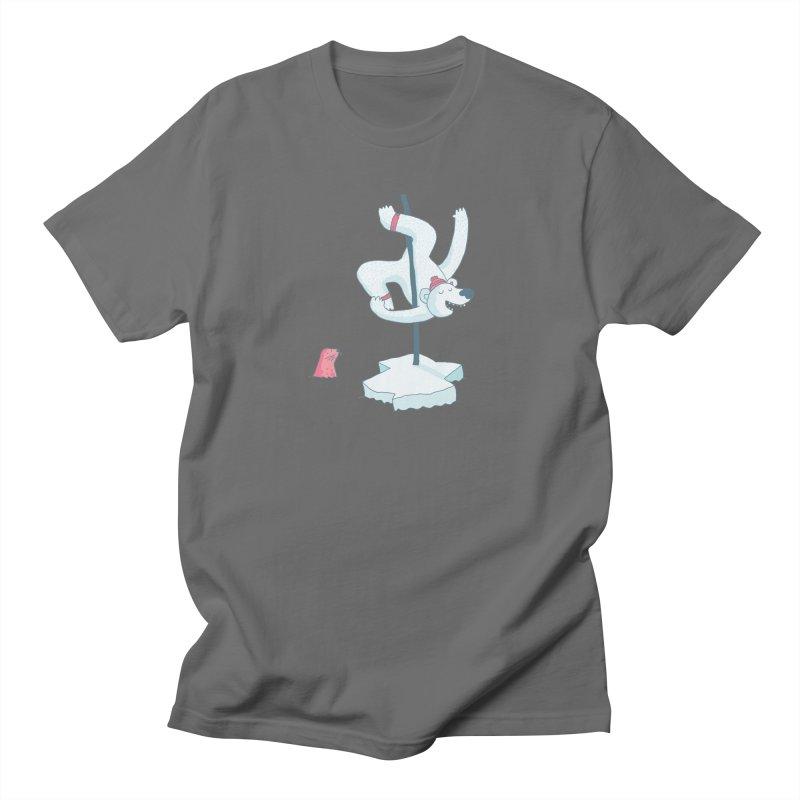 Polar Dance  Men's T-Shirt by MAKI Artist Shop