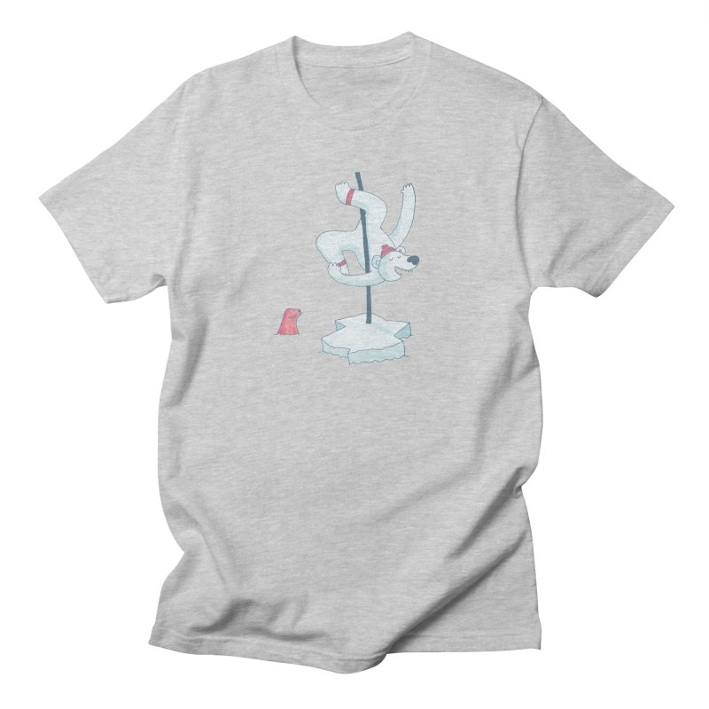 Polar Dance  Men's Regular T-Shirt by MAKI Artist Shop