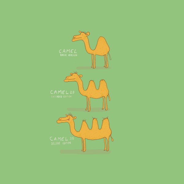 image for Camel Deluxe