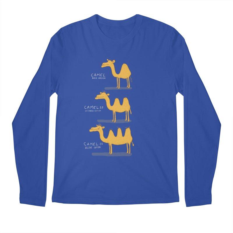 Camel Deluxe Men's Regular Longsleeve T-Shirt by MAKI Artist Shop