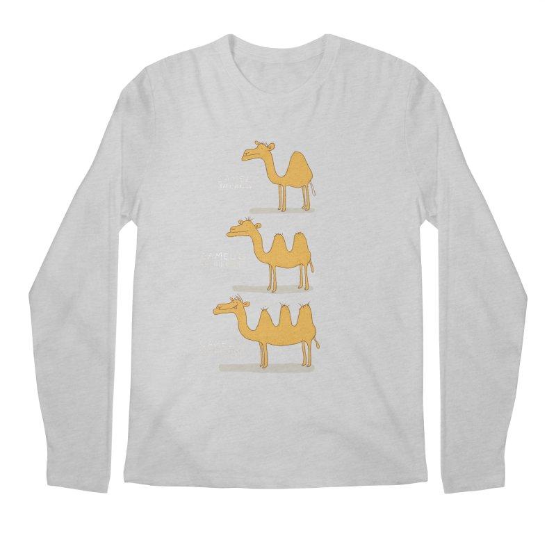 Camel Deluxe Men's Longsleeve T-Shirt by MAKI Artist Shop