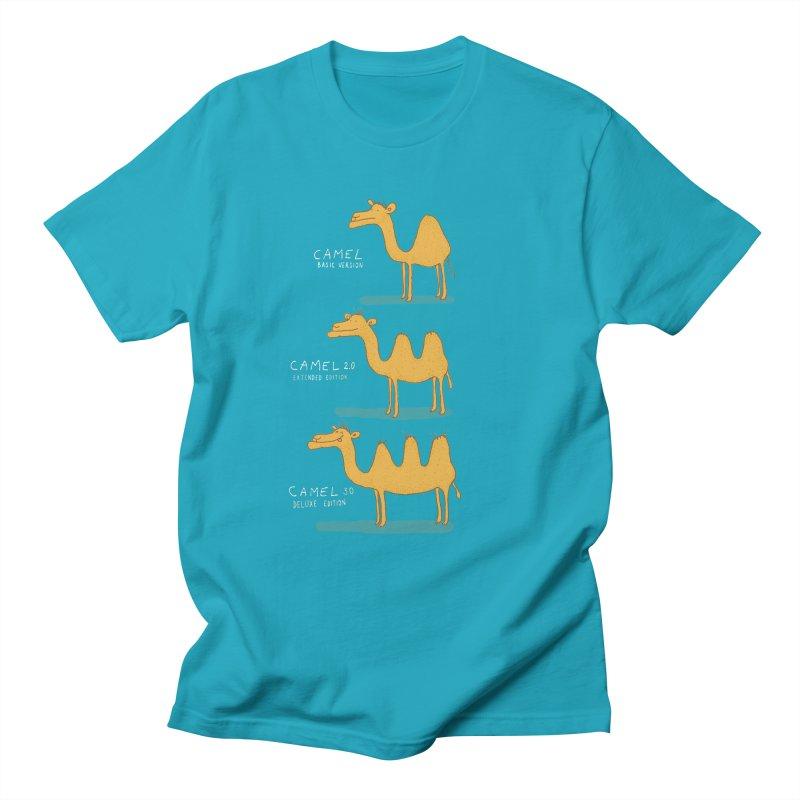 Camel Deluxe Men's T-Shirt by MAKI Artist Shop