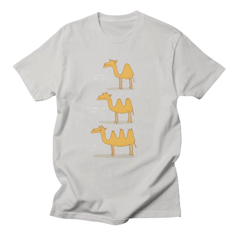 Camel Deluxe Men's Regular T-Shirt by MAKI Artist Shop
