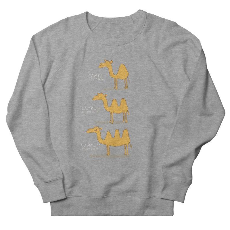 Camel Deluxe Women's Sweatshirt by MAKI Artist Shop