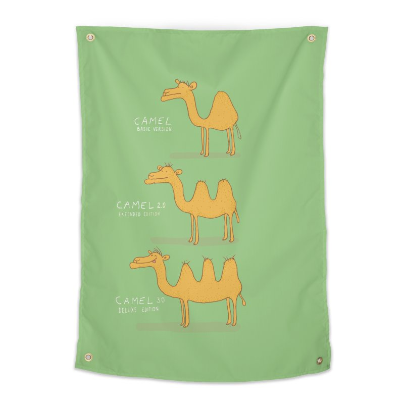 Camel Deluxe   by MAKI Artist Shop
