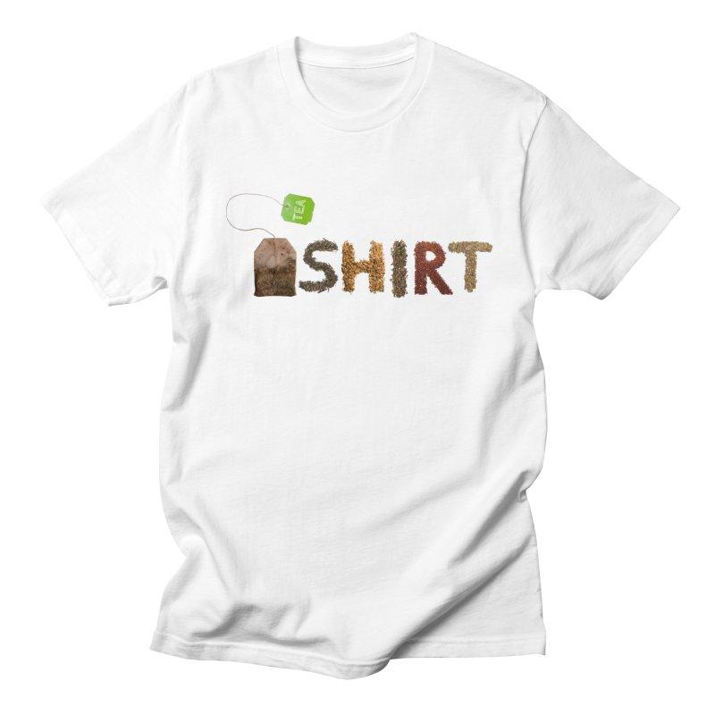 Tea-Shirt Men's T-shirt by sebastianhoffmann's Artist Shop