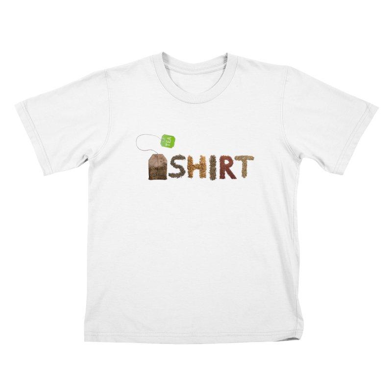 Tea-Shirt Kids T-Shirt by sebastianhoffmann's Artist Shop