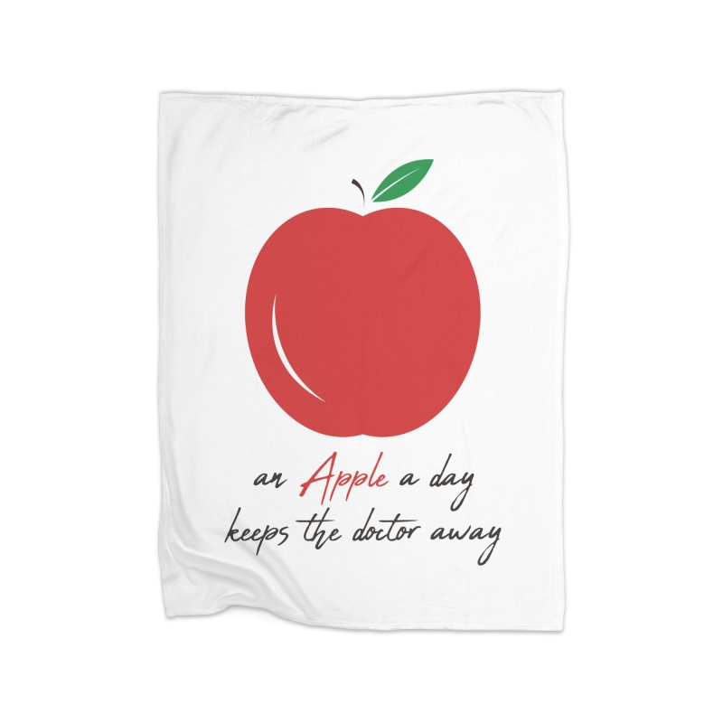 Apple Day! Home Blanket by malayali