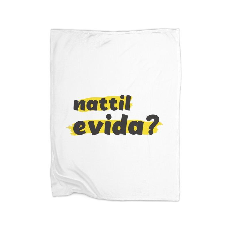 Nattil Evida -  നാട്ടിൽ എവിടാ? Home Blanket by malayali