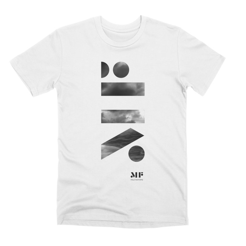 Mal Fantome | Cloud logo Men's T-Shirt by Mal Fantôme's Artist Shop
