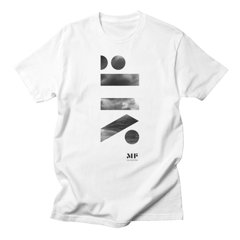 Mal Fantome | Cloud logo Men's T-Shirt by Mal Fantôme's Artist Shop