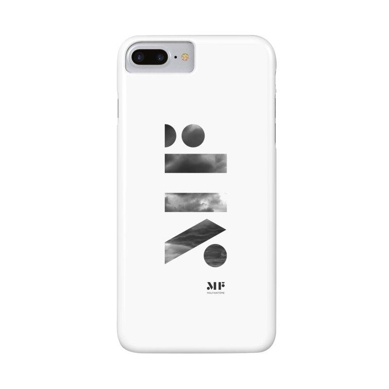 Mal Fantome | Cloud logo Accessories Phone Case by Mal Fantôme's Artist Shop