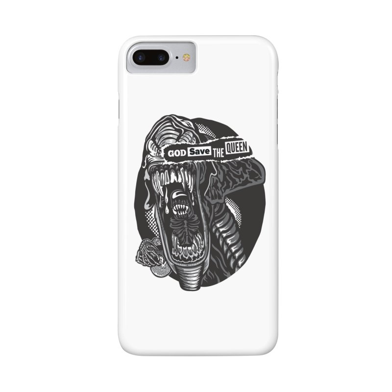 God save the queen Accessories Phone Case by malgusto