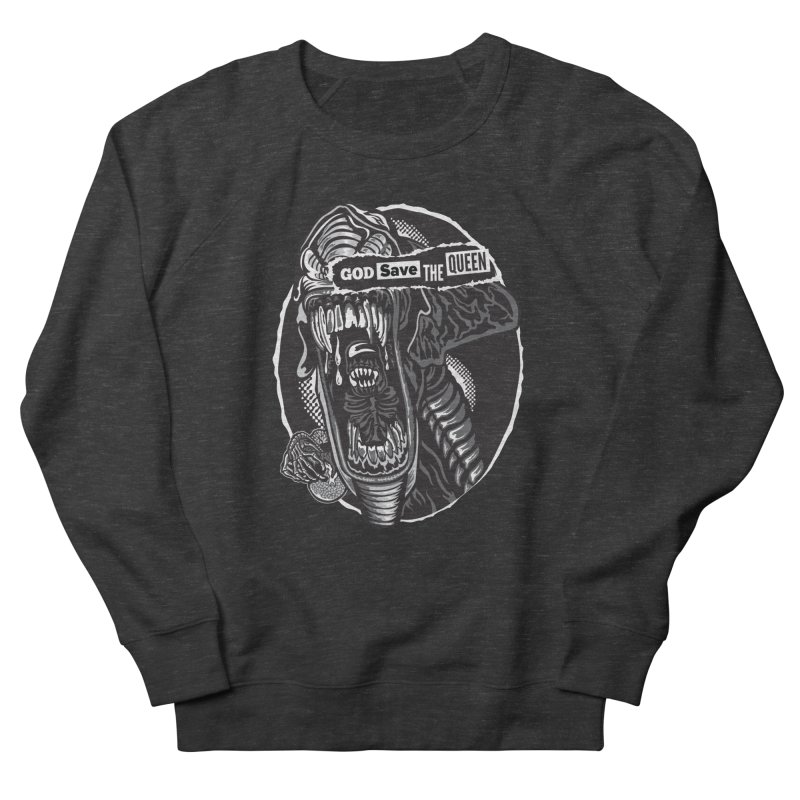 God save the queen Women's Sweatshirt by malgusto