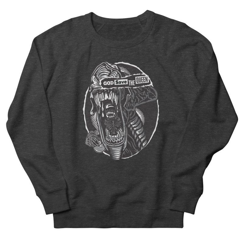 God save the queen Men's Sweatshirt by malgusto