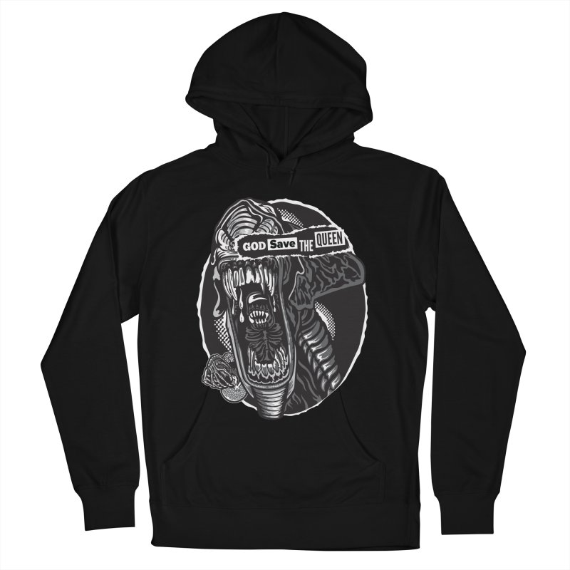 God save the queen Men's Pullover Hoody by malgusto
