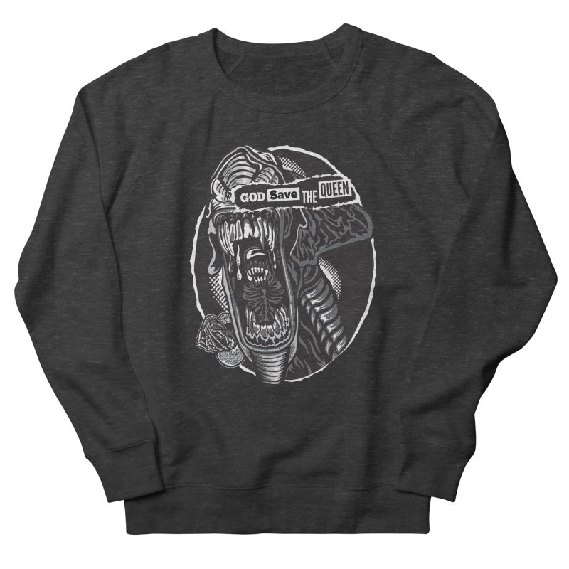 God save the queen Men's Sweatshirt by malgusto