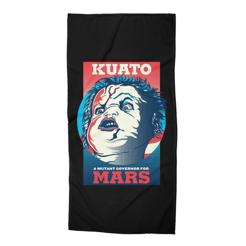 Kuato Accessories Beach Towel by malgusto