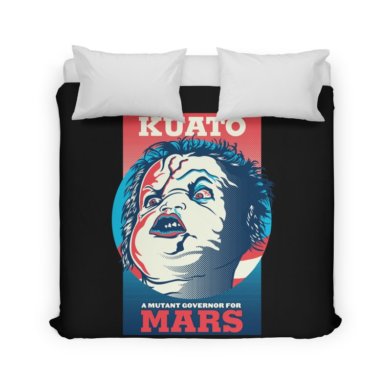 Kuato Home Duvet by malgusto
