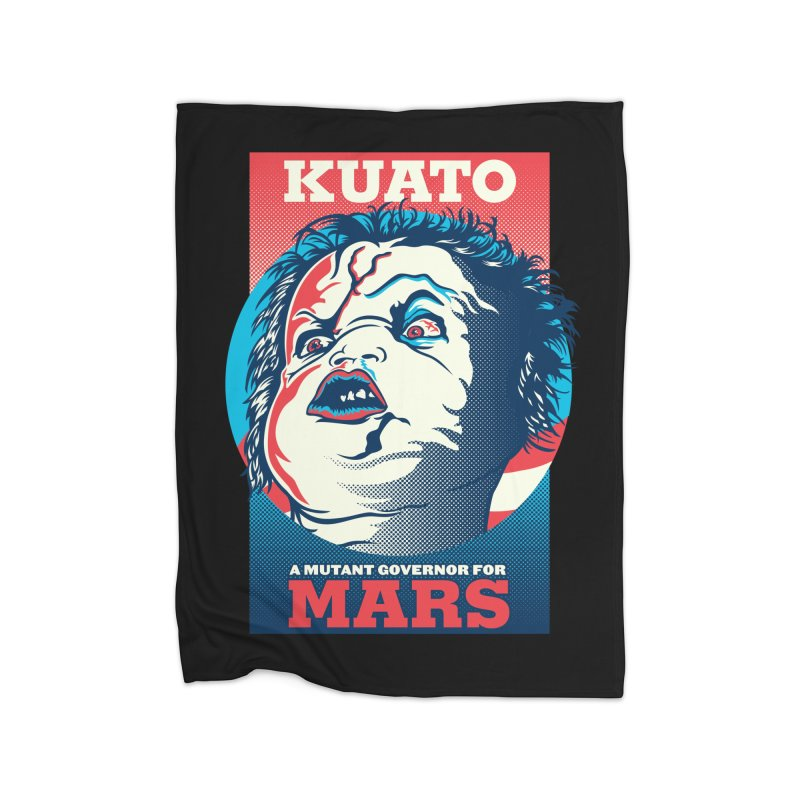 Kuato Home Fleece Blanket Blanket by malgusto