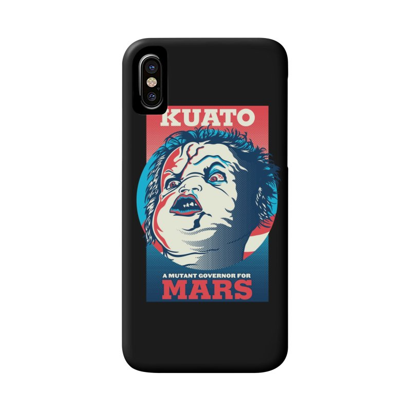 Kuato Accessories Phone Case by malgusto