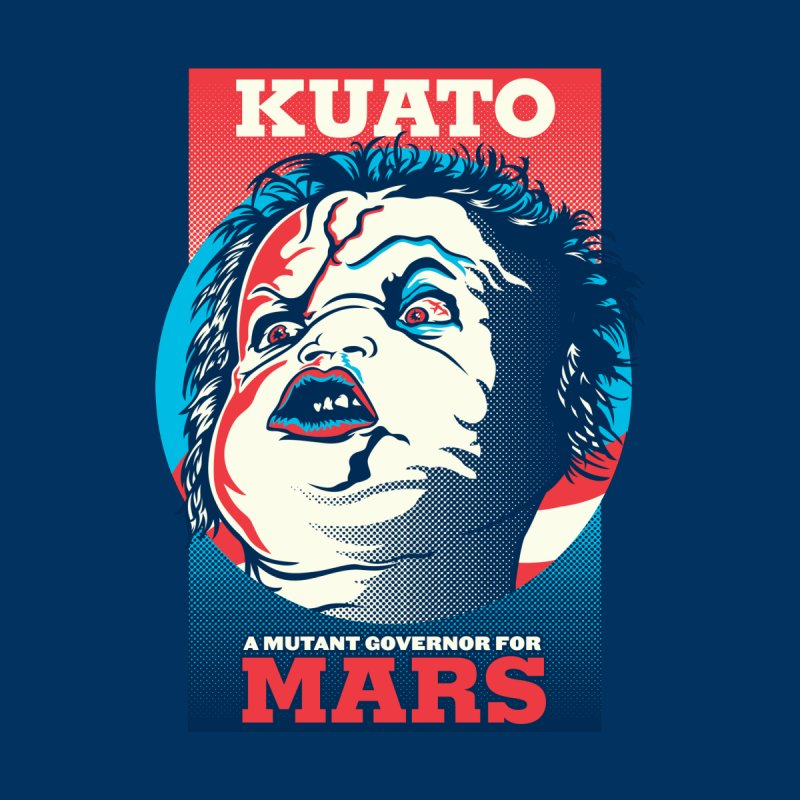 Kuato Men's T-Shirt by malgusto