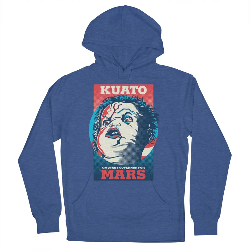 Kuato Women's Pullover Hoody by malgusto