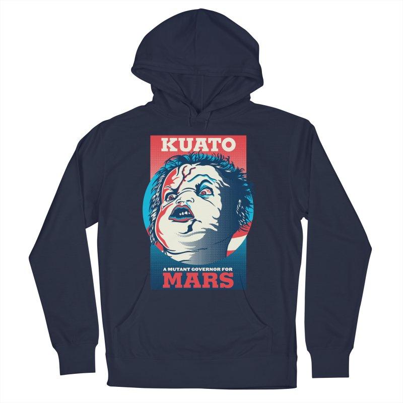 Kuato Men's Pullover Hoody by malgusto