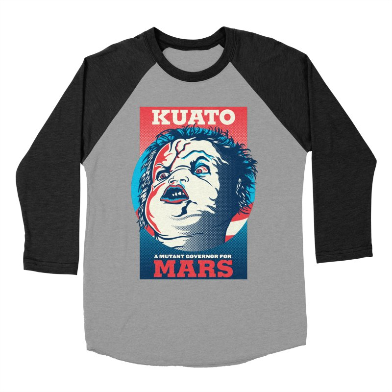 Kuato Men's Longsleeve T-Shirt by malgusto