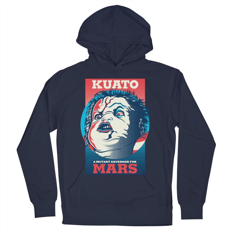 Kuato Women's French Terry Pullover Hoody by malgusto