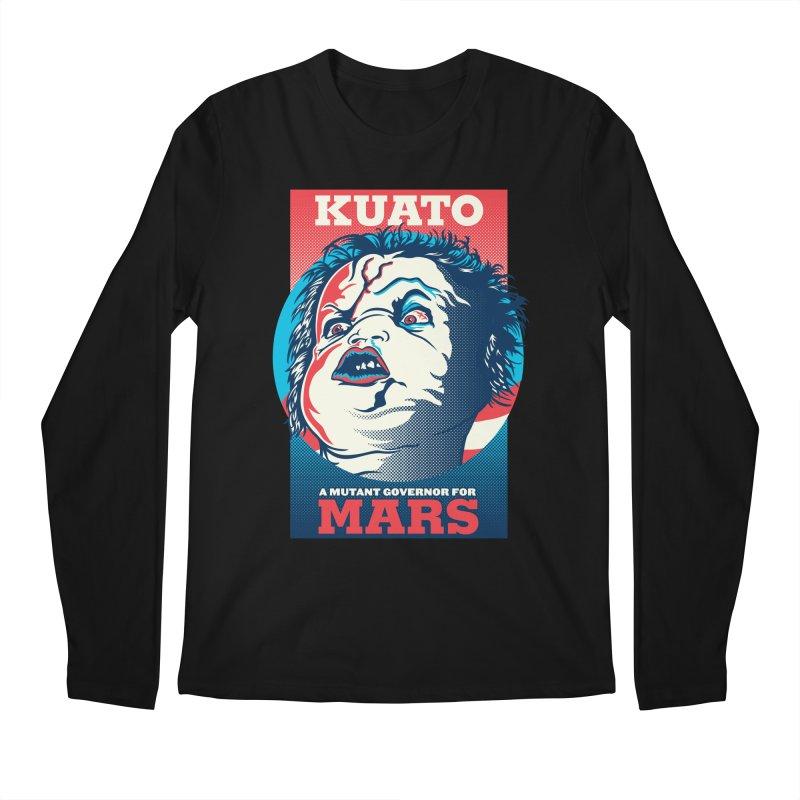 Kuato Men's Longsleeve T-Shirt by malgusto