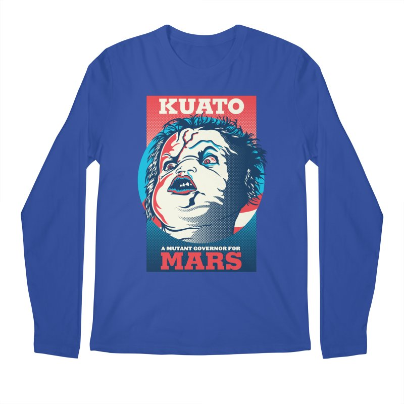 Kuato Men's Regular Longsleeve T-Shirt by malgusto