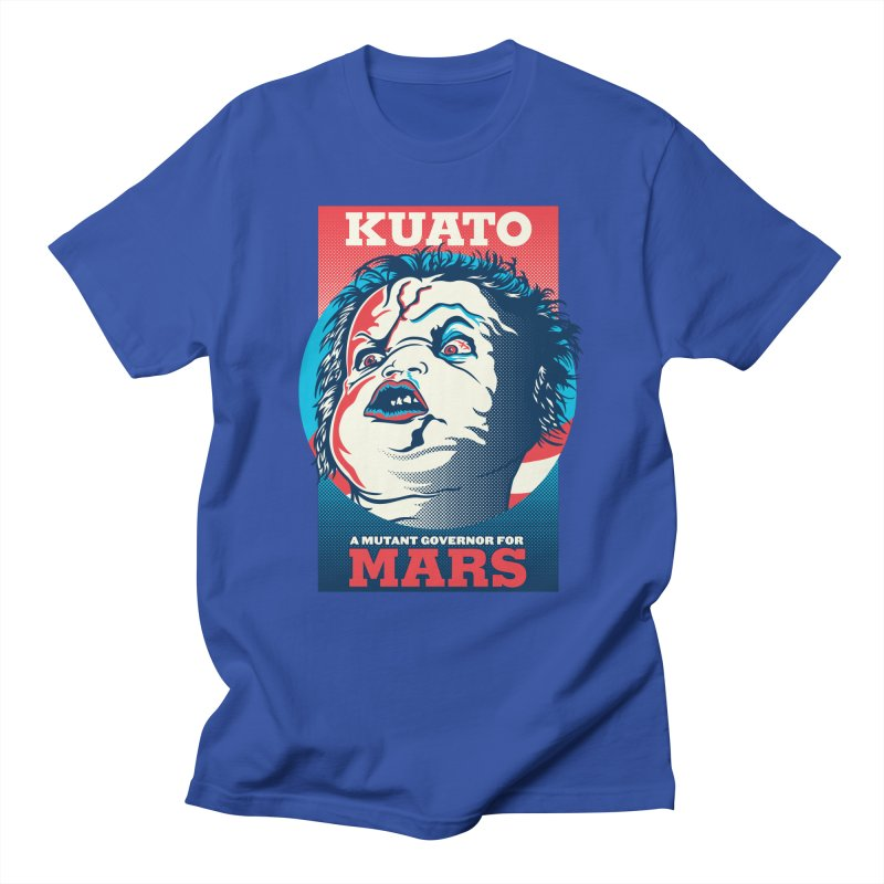 Kuato Men's T-Shirt by malgusto