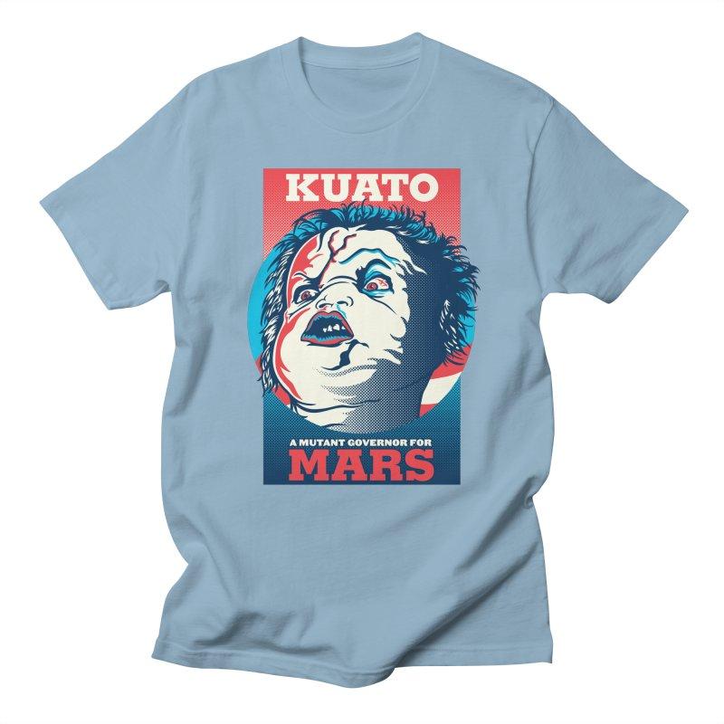 Kuato Women's Regular Unisex T-Shirt by malgusto