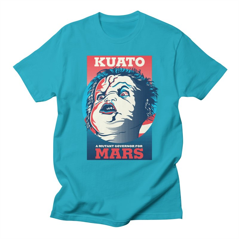 Kuato Women's Regular Unisex T-Shirt by malgusto
