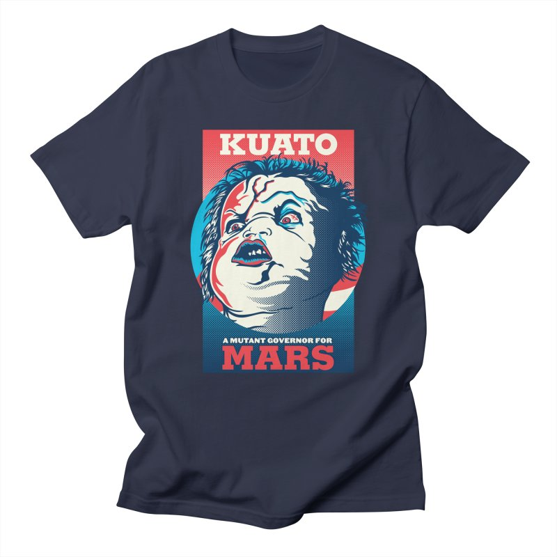 Kuato Men's Regular T-Shirt by malgusto