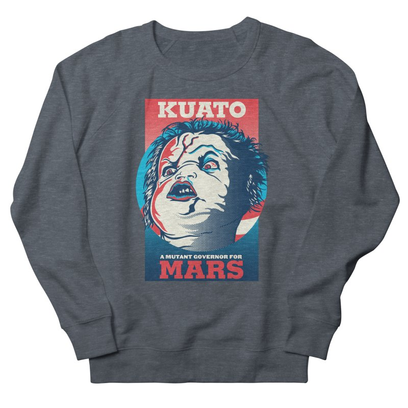 Kuato Women's French Terry Sweatshirt by malgusto