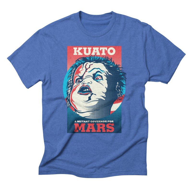 Kuato Men's Triblend T-Shirt by malgusto
