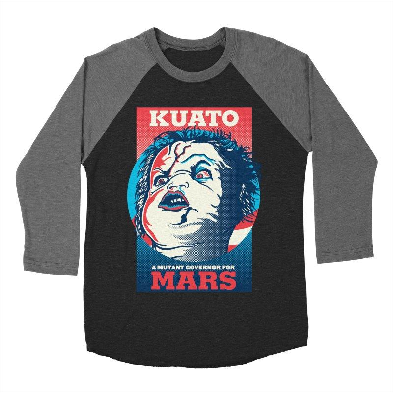 Kuato Men's Baseball Triblend T-Shirt by malgusto