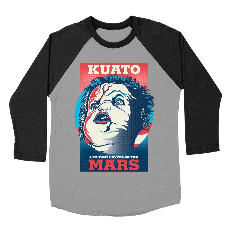 Kuato Men's Baseball Triblend T-Shirt by malgusto
