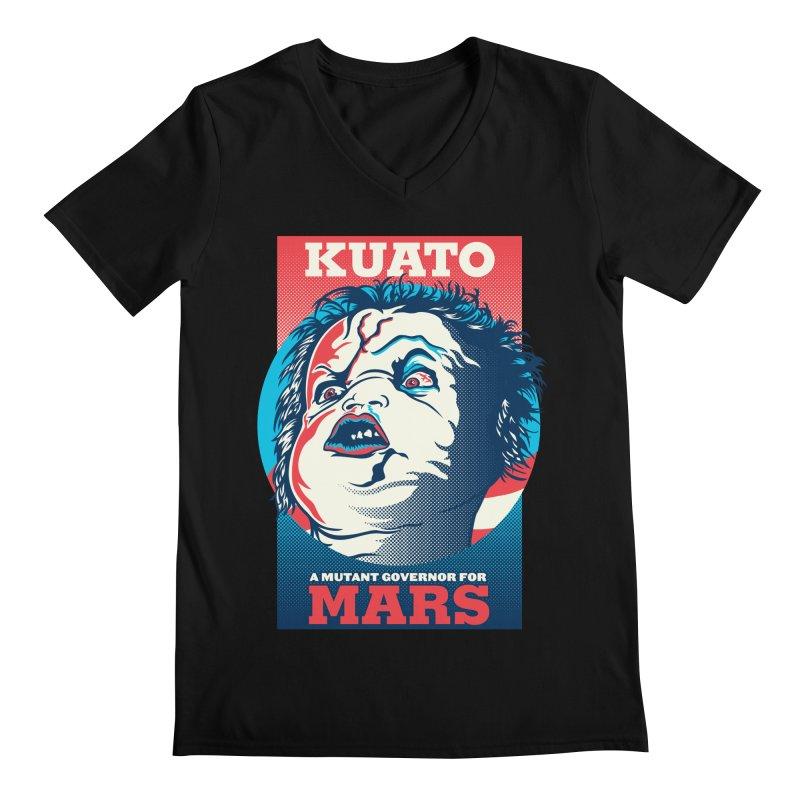 Kuato Men's Regular V-Neck by malgusto