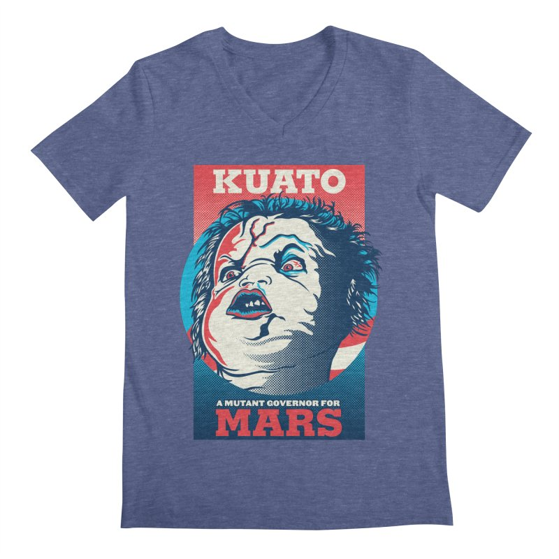 Kuato Men's Regular V-Neck by malgusto