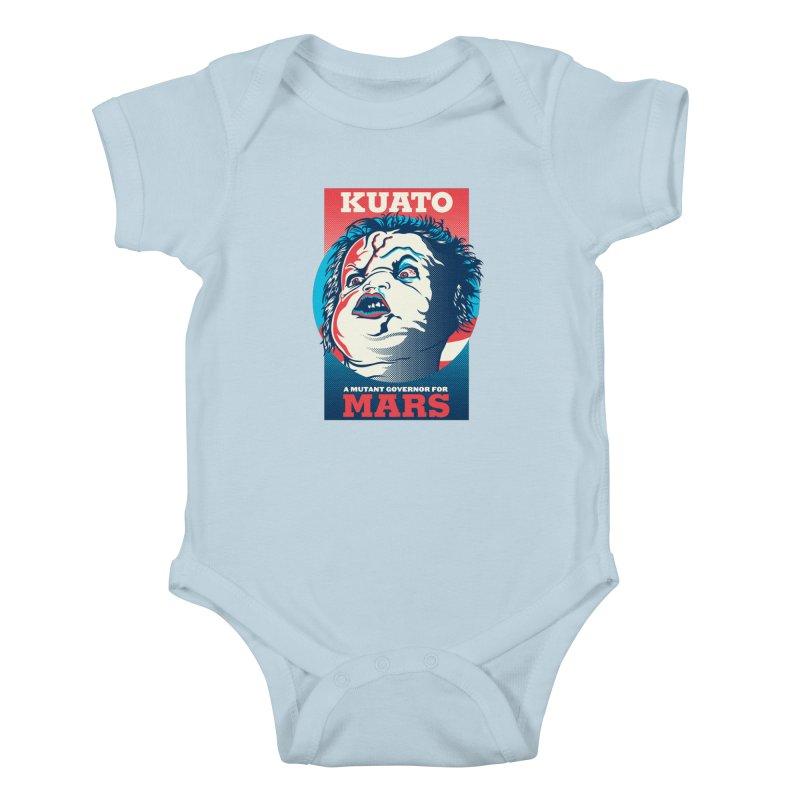 Kuato Kids Baby Bodysuit by malgusto