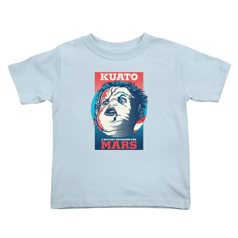 Kuato Kids Toddler T-Shirt by malgusto