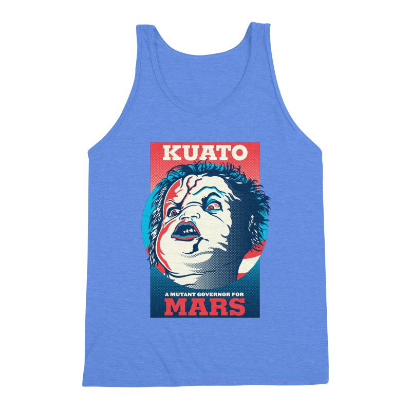 Kuato Men's Triblend Tank by malgusto