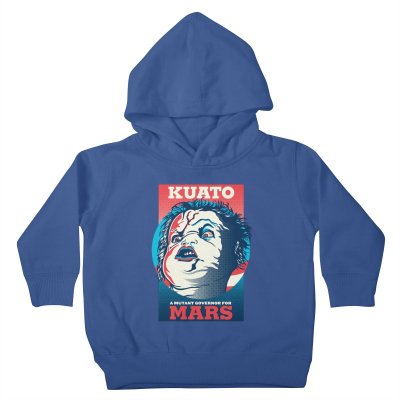 Kuato Kids Toddler Pullover Hoody by malgusto