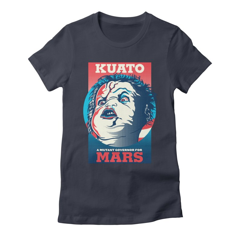 Kuato Women's Fitted T-Shirt by malgusto