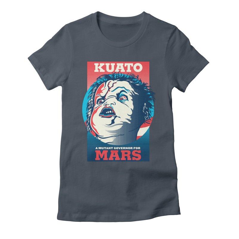 Kuato Women's T-Shirt by malgusto