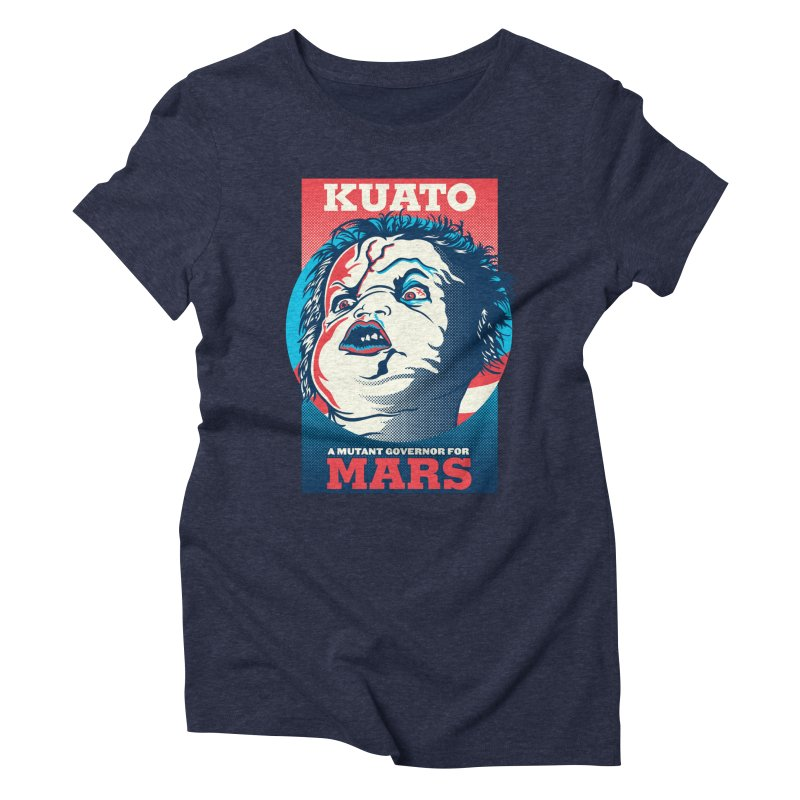 Kuato Women's Triblend T-Shirt by malgusto