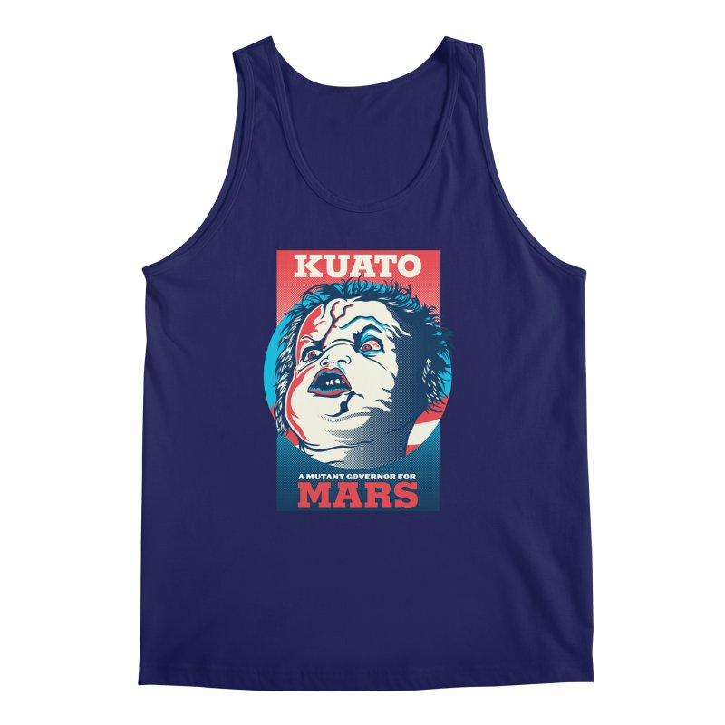 Kuato Men's Regular Tank by malgusto